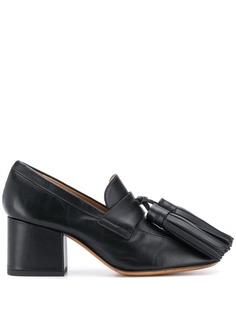 Marni туфли-лодочки с кисточками