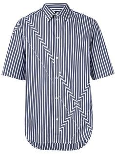 3.1 Phillip Lim полосатая рубашка