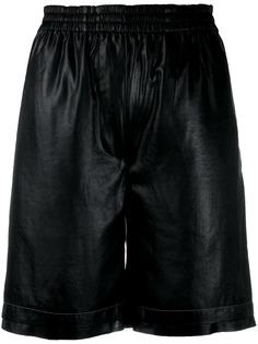 Acne Studios шорты с эластичным поясом