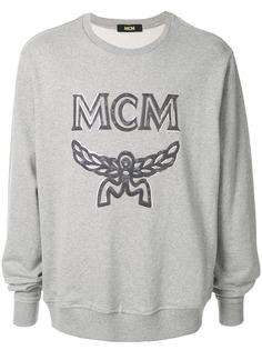 MCM толстовка с логотипом