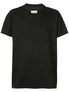 Maison Margiela футболка с короткими рукавами