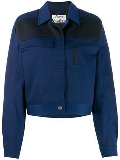 Acne Studios укороченная куртка