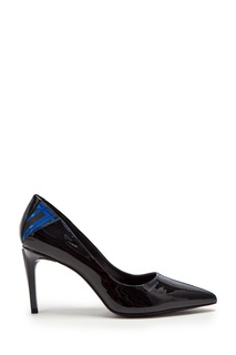 Туфли с ярким логотипом Beauty Ash