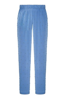 Укороченные брюки с бисером Alena Akhmadullina