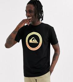 Черная футболка Quiksilver - Черный