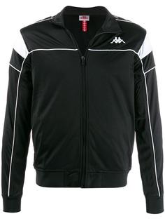 Kappa спортивная куртка с логотипом