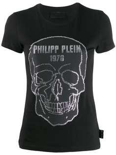 Philipp Plein футболка с круглым вырезом
