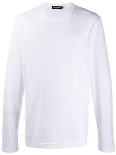 Dolce & Gabbana футболка с длинными рукавами