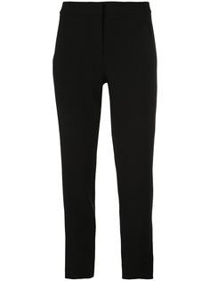 Tibi укороченные зауженные брюки Anson