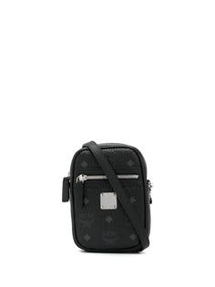 MCM сумка-мессенджер с логотипом