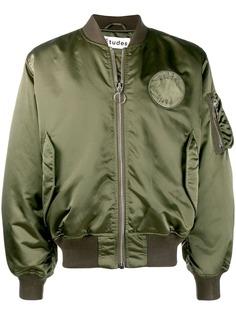 Études куртка-бомбер Army