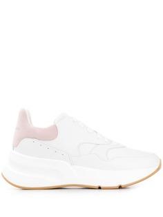 Alexander McQueen массивные кроссовки для бега