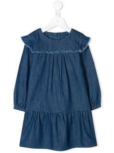 Knot джинсовое платье Clementine