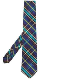 Engineered Garments галстук в клетку