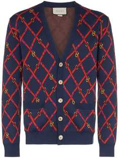 Gucci GG button-down cardigan