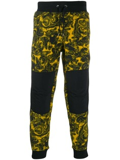 The North Face флисовые брюки с принтом