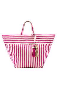 Пляжная сумка valerie large puka - JADEtribe