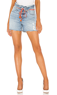 Джинсовые шорты sloane - Hudson Jeans