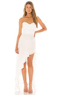 Вечернее платье amalia - Amanda Uprichard