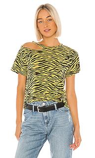 Рубашка с вырезом surf - LNA