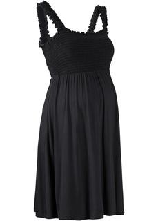 Мода для беременных: трикотажное платье Bonprix