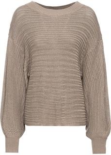 Пуловер оверсайз Bonprix