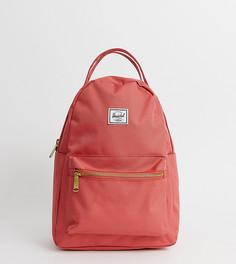 Розовый маленький рюкзак Herschel Nova - Розовый