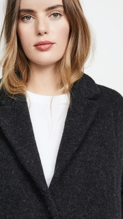 Vince Notch Collar Cardigan