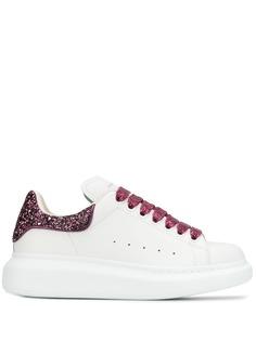 Alexander McQueen кроссовки с блестками