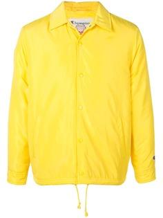 Supreme спортивная куртка с логотипом Champion
