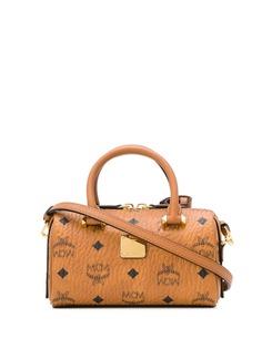 MCM маленькая сумка с логотипом