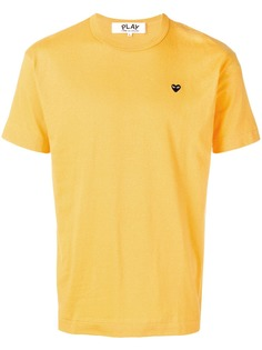 Comme Des Garçons Play базовая футболка