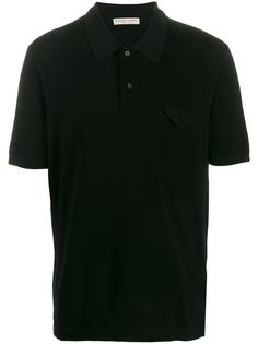 Bottega Veneta рубашка-поло из ткани пике