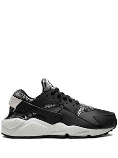 Nike кроссовки Air Huarache Run с принтом