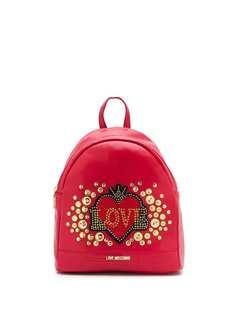 Love Moschino рюкзак с логотипом