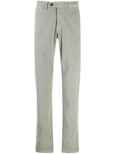 Canali вельветовые брюки