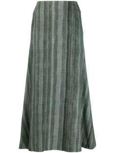 UNDERCOVER длинная юбка в полоску