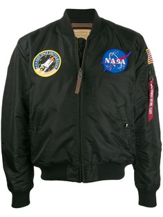 Alpha Industries куртка-бомбер NASA
