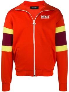 Diesel спортивная куртка на молнии