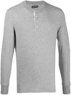 Tom Ford футболка с длинными рукавами