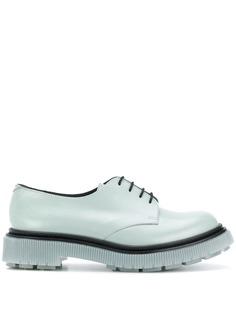 Adieu Paris ботинки-дерби на массивной подошве