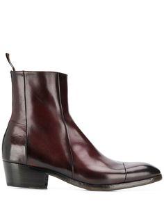 Silvano Sassetti ботинки на молнии