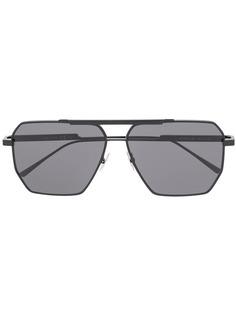 Bottega Veneta Eyewear солнцезащитные очки-авиаторы
