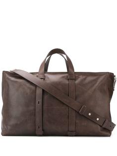 Orciani дорожная сумка с верхними ручками