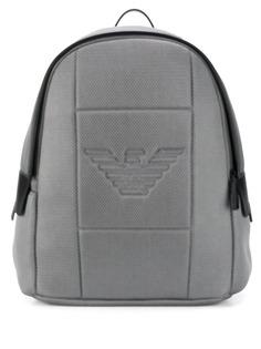 Emporio Armani сетчатый рюкзак
