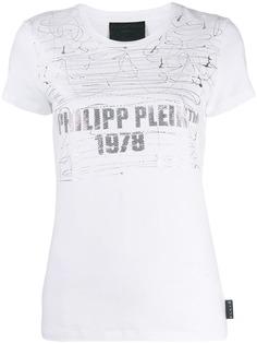 Philipp Plein футболка Statement