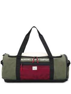 Herschel Supply Co. дорожная сумка с логотипом