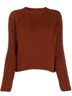 Forte Forte свитер крупной вязки