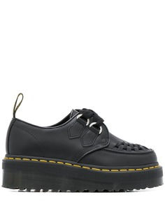 Dr. Martens chunky sole loafers