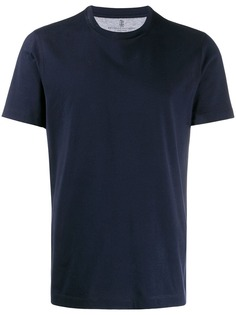 Brunello Cucinelli классическая футболка с короткими рукавами